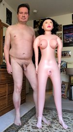 New blowup sex doll.